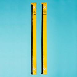 Haltetasche für Antenne, gelb