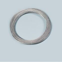 Stahlseil, 5 mm, verzinkt