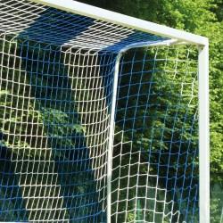 Fußballtornetz 5,15 m x 2,05 m Tiefe 0,80 / 1,50 m, PP 4 mm ø