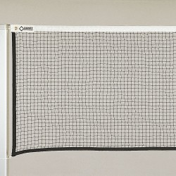 Badminton-Turniernetz nach DIN EN 1509, Nylon 1,6 mm ø