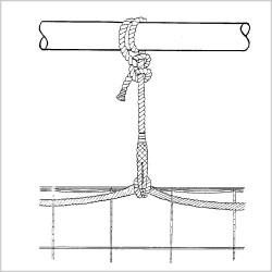 Aufhängeseil (Typ L), einsträngig