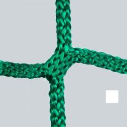 Fußballtornetz 7,50 m x 2,50 m Tiefe 2,00 / 2,00 m, PP 5 mm ø