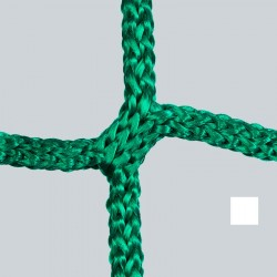 Handball-Fangnetz, PP 5 mm ø, einschließlich Bindeleine
