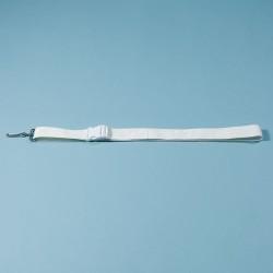 Regulierband mit PVC-Steckschloss für Tennisnetze