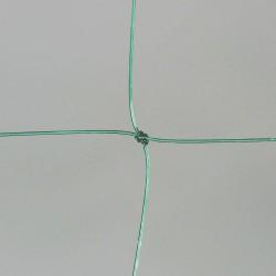 Netz aus Nylon monofil d'grün, Maschenw. 30 mm, 0,6 mm ø