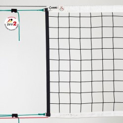 Volleyball-Turniernetz DVV-2 geprüft