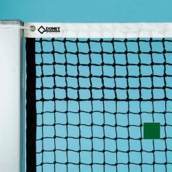 Tennisnetz DIN EN 1510 oben mit 5 Doppelreihen