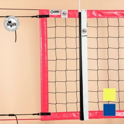 Beach-Volleyball-Turniernetz ÖVV geprüft, PP 3 mm ø