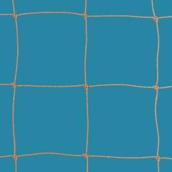 Seitenschutznetz 5,00 x 2,00 m, DIN-EN1263-1, Mw. 100 mm kl. inkl. Gurtschnellverschlüssen