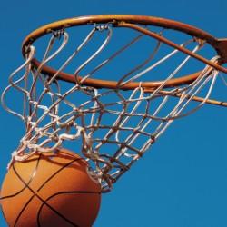 Basketball-Trainingsnetz