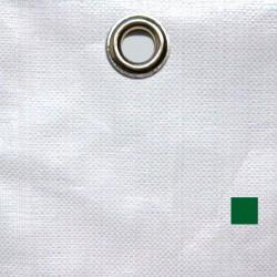 Abdeckplane ca. 250 g / qm, HDPE, luftundurchlässig, geöst, Maß 8 x 10m