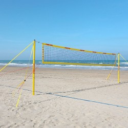 "Beach-Netzanlage """"Beach Champ Set"""" Netz 8,5 x 1,0 m"
