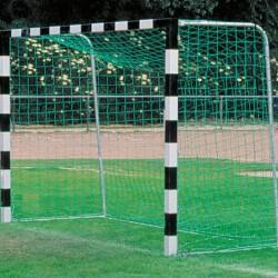 Handballtornetz 3,10 x 2,10 m, Netztiefe: 0,80/1,00 m, PE 4 mm