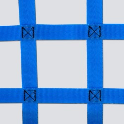 Gurtband-Netz nach VDI / DEKRA, 1,82 x 1,37 m