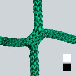 Netz aus PP hochfest, Maschenw. 100 mm, 5,0 mm ø