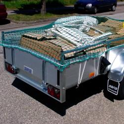 Abdecknetz 2,0 x 3,0m VDI/DEKRA für Container und Anhänger